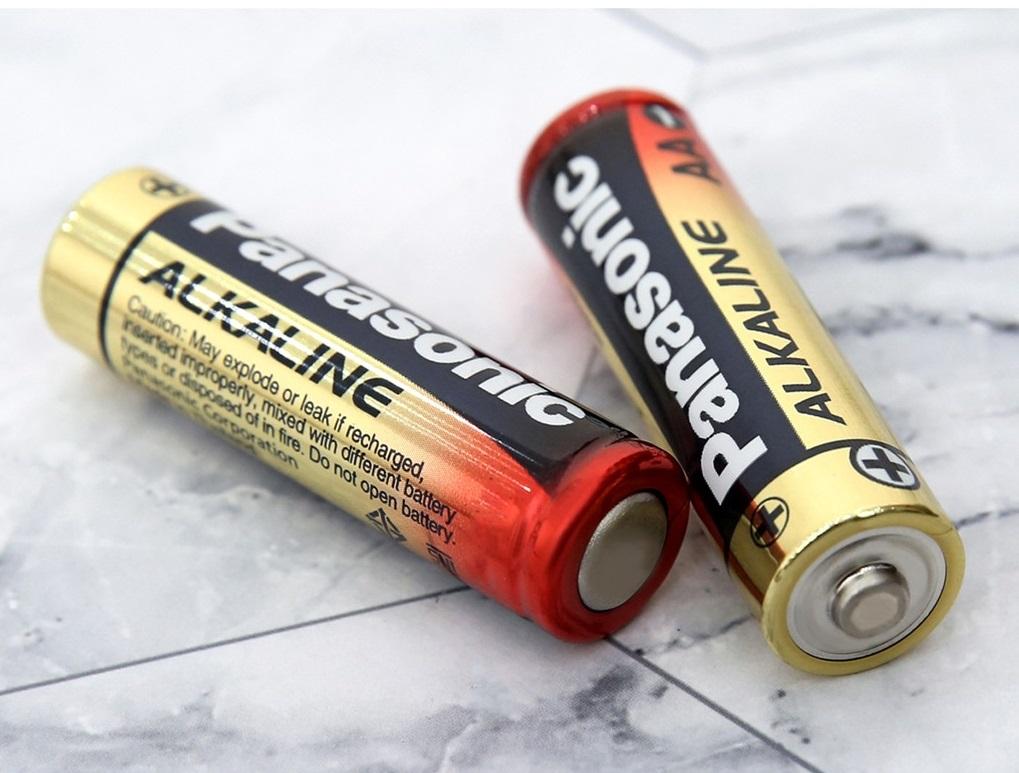 Pin AA Panasonic Alkaline