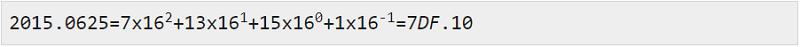 so hexadecimal la gi